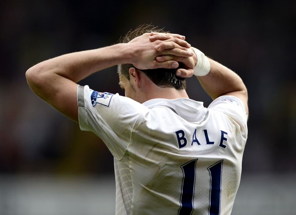 Gareth Bale will not force through a transfer