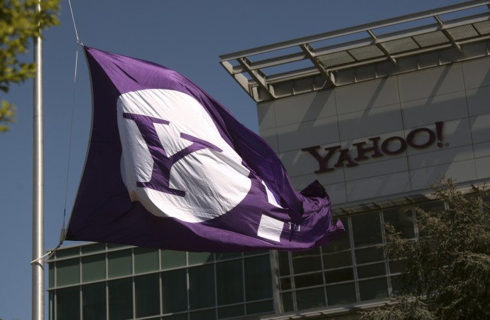 Yahoo is dropping Facebook and Google logins to grab a share of the user data market