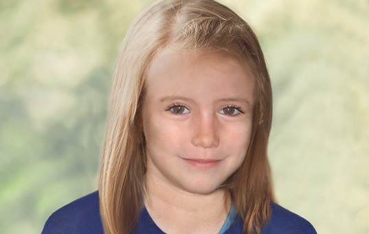 Police previously released an image of what missing Madeleine McCann could look like now