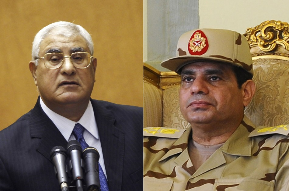Mansour al-Sisi