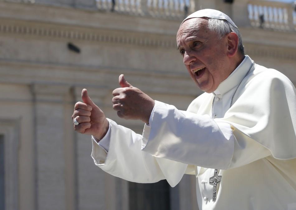 Pope Francis Vatican budget