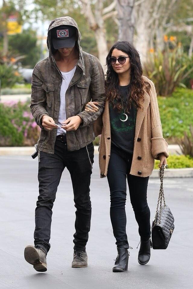 Vanessa Hudgens Says Relationship With Zac Efron Made Her
