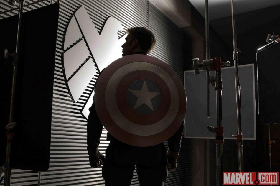 A still from Captain America: The Winter Soldier