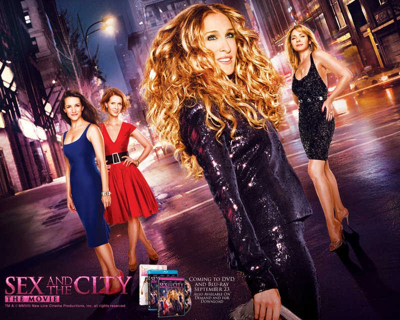 Sex and the City- The Movie