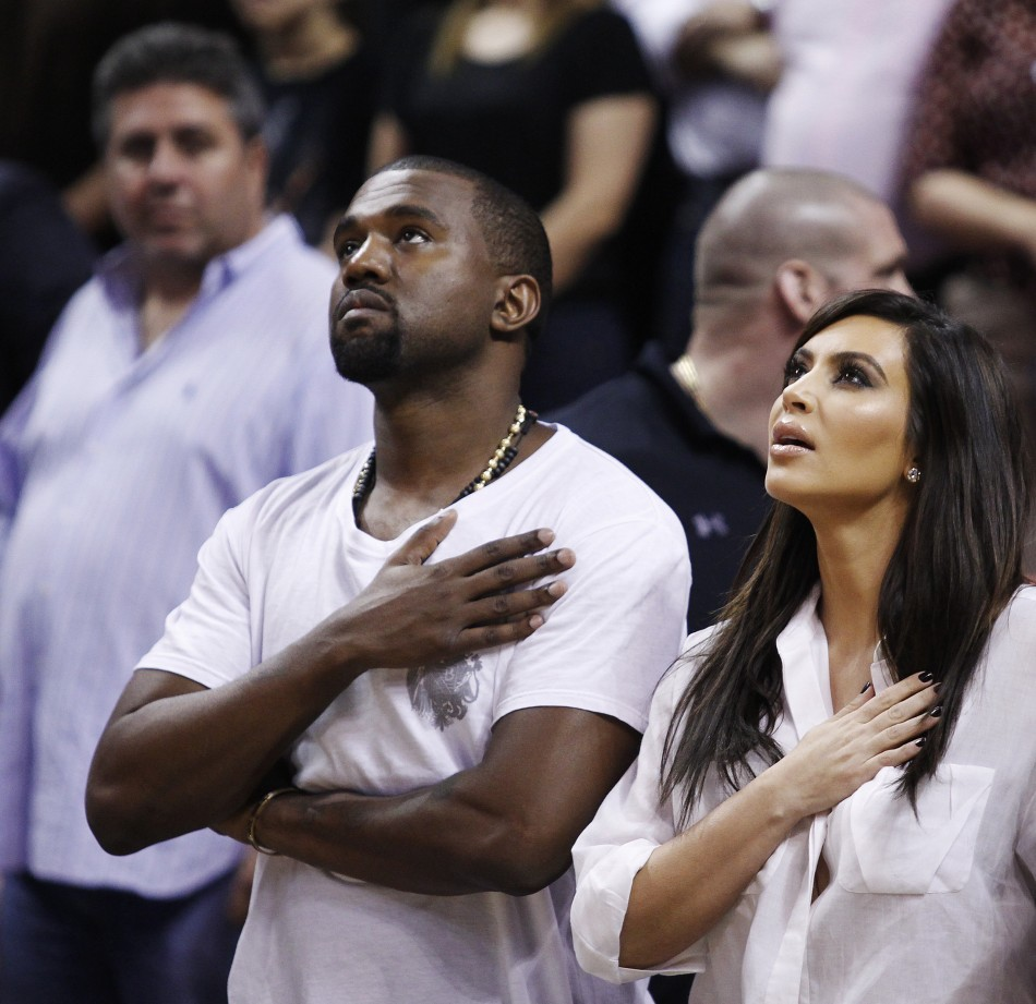 Kim and Kanye want to be hands-on-parents/REUTERS