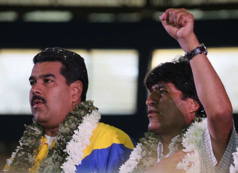 Morales Maduro