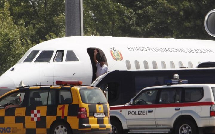 Morales plane