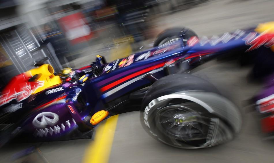 Sebastian Vettel [Red Bull Racing-Renault]