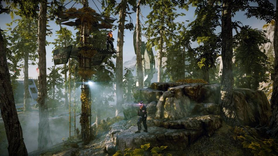 PlayStation 4 hands on Killzone