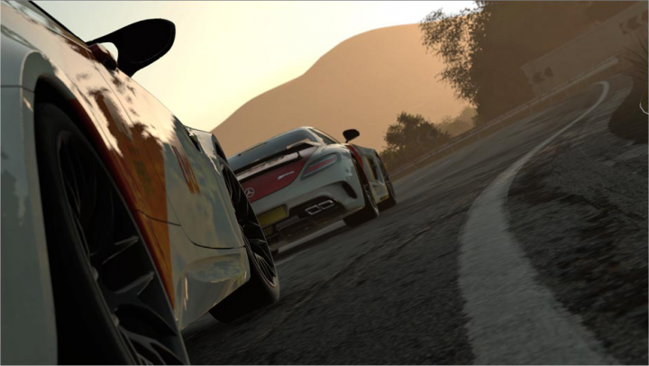 PlayStation  4 hands on driveclub