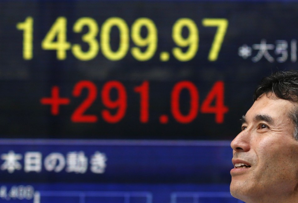 Japanese stocks surged in the week ended 6 July.