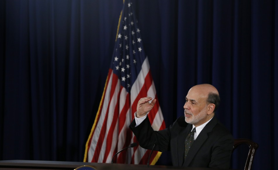 Fed expected to taper QE in September, 2013