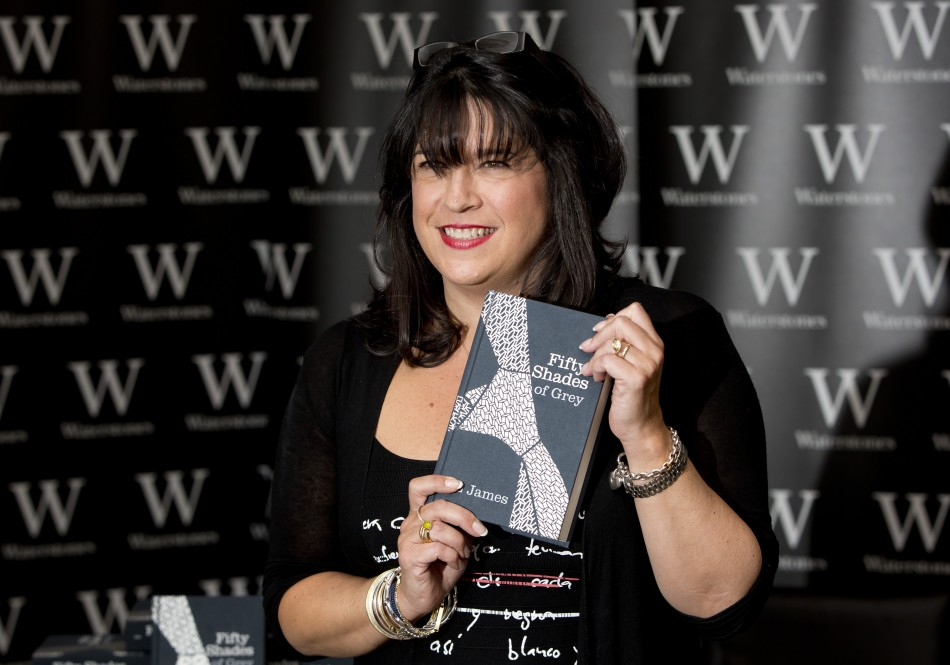 Fifty Shades of Grey Author E.L. James Tops Highest Paid Authors List Beating J.K. Rowling, Suzanne Collins, Stephen King