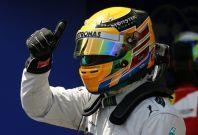 Lewis Hamilton [Mercedes F1]