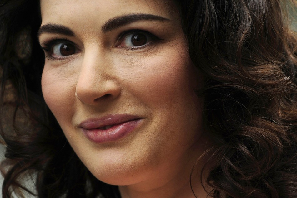 Nigella Lawson-Charles Saatchi Marriage Over: Saatchi Files For Divorce/REUTERS