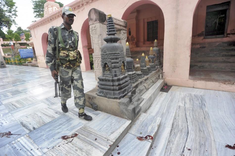 Mahabodhi temple complex