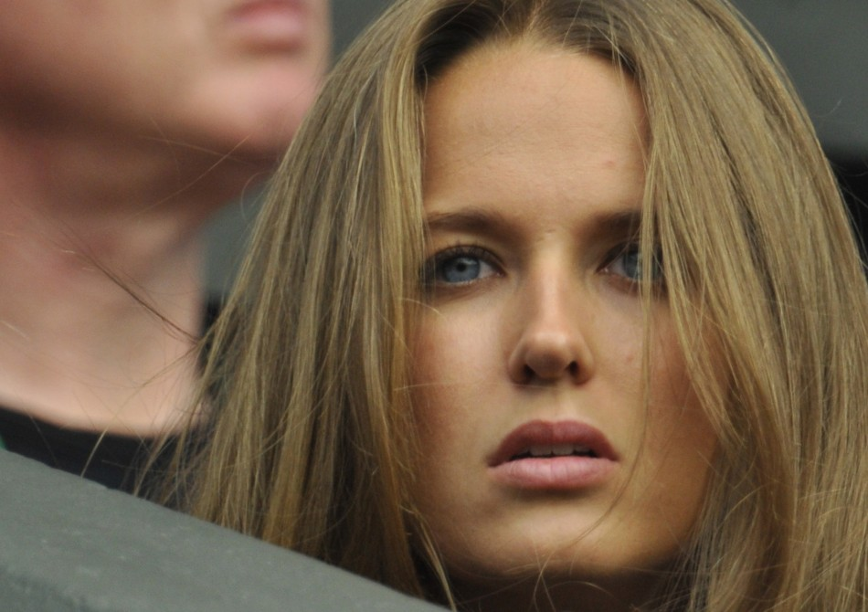 Kim Sears, Andy Murray's long-term girlfriend is always in the stands to cheer on the British tennis number one.