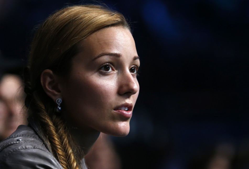 Novak Djokovic's girlfriend is swimwear model Jelena Ristic
