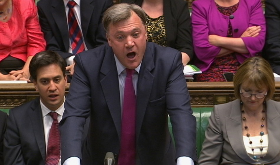 Ed Balls, Shadow chancellor in the Labour Party (Photo: Reuters)