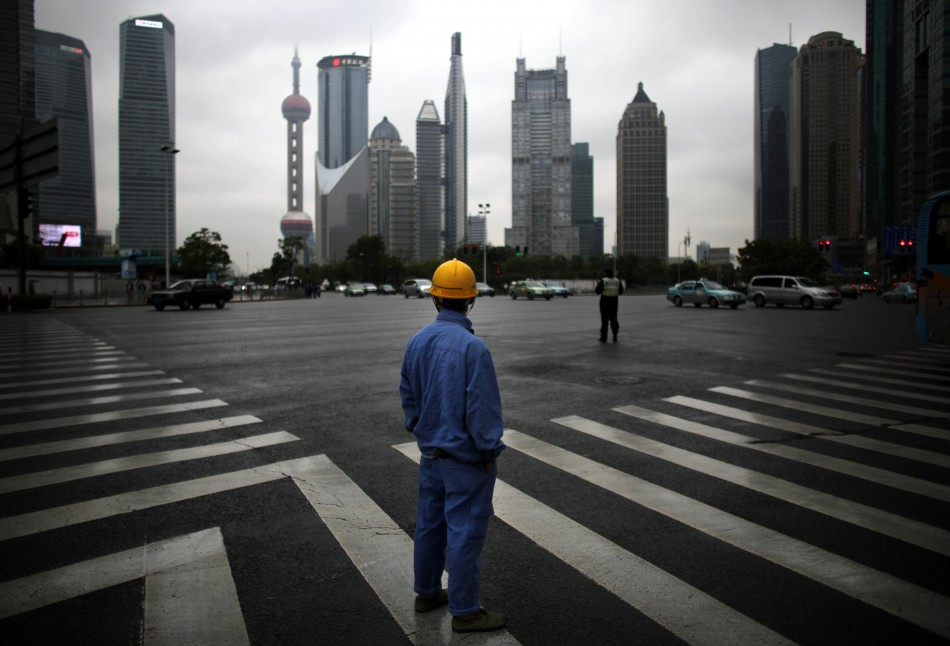 China's economic growth is headed towards a 23-year low