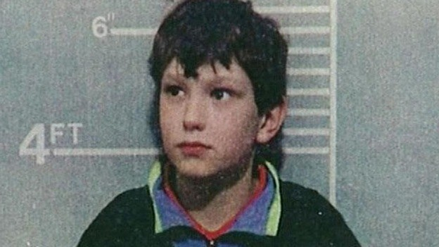 Jon Venables pictured in 1993