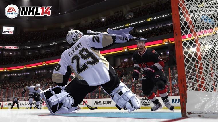 NHL 14 (Courtesy: www.easports.com/nhl)