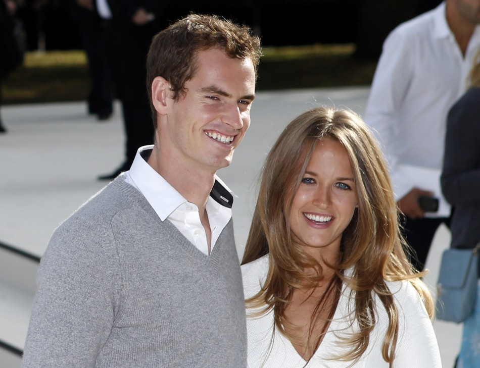 Andy Murray And Kim Sears Wedding Who Has Designed Her Dress