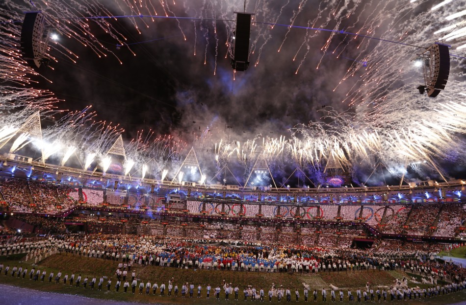 Officials feared cyber-attack could have switched lights off during ceremony (Reuters)