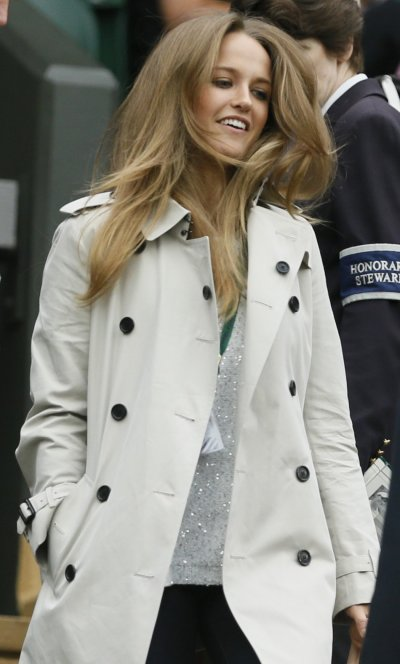 Kim Sears is Queen of Wimbledon 2013