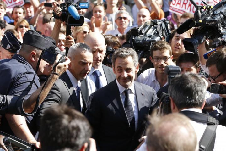 Nicolas Sarkozy UMP