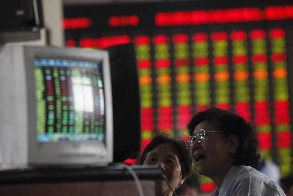 Chinese stocks were down on 9 July