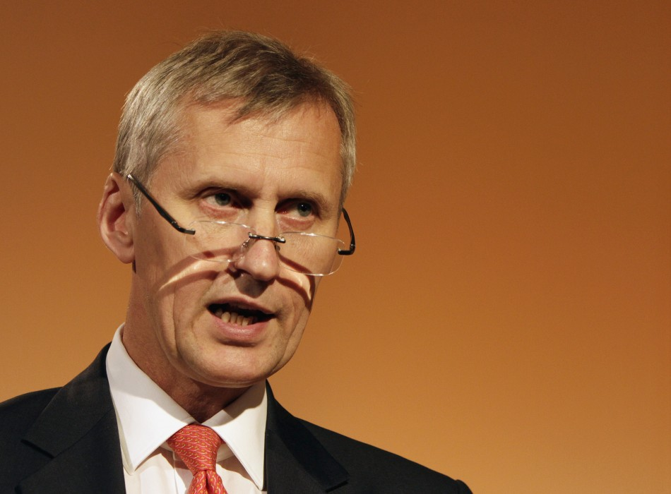 Martin Wheatley, head of FCA (Photo: Reuters)