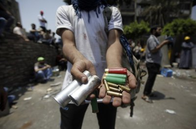 Striking images of Egypts latest unrest