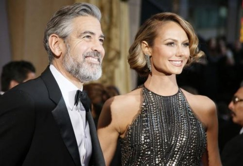 George Clooney, Stacy Keibler Split After two Years Of Dating