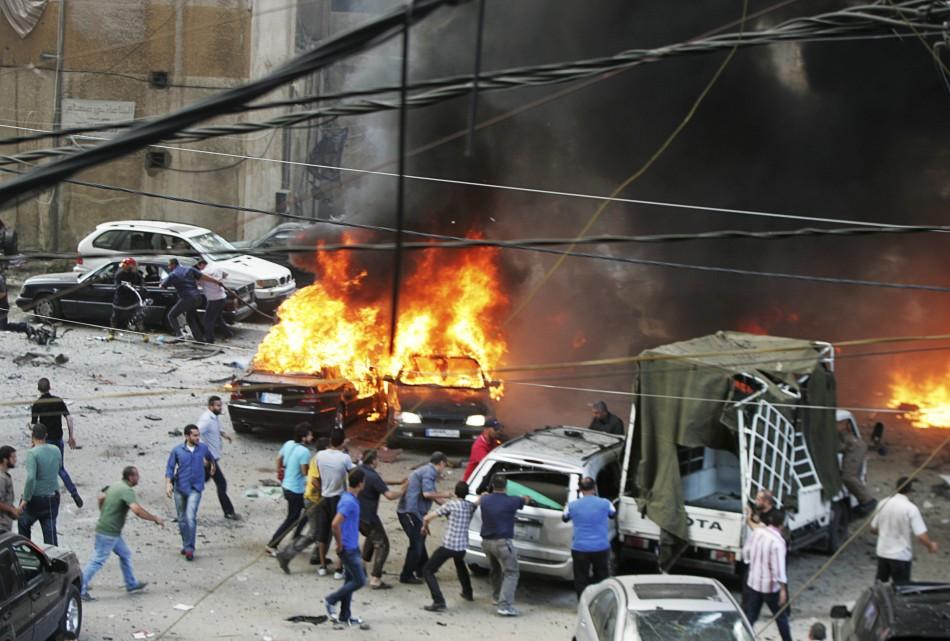 Beirut bomb