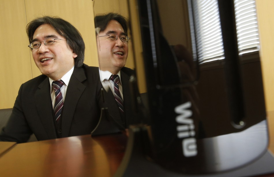 Nintendo Boss Cuts Salary to Save Jobs of Lower Paid Workers
