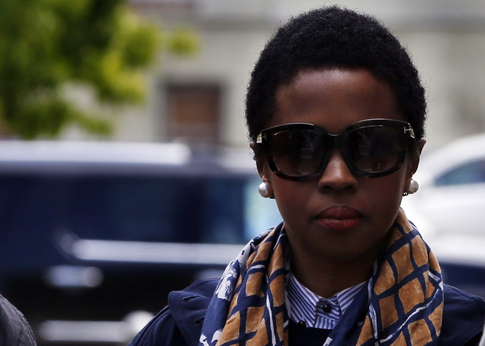 Lauryn Hill Jailed Over Huge Unpaid Tax Bill