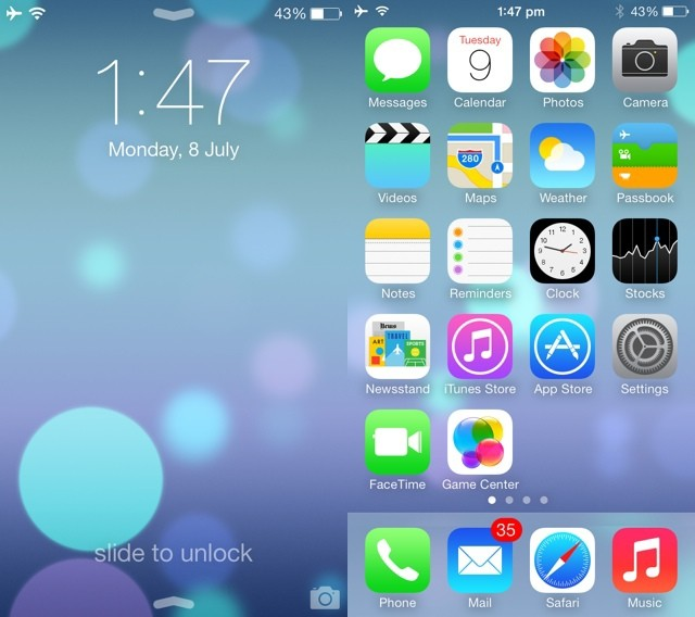 iOS 7 Beta 3: User Interface Changes, Feature-Enhancements and Bug-Fixes Revealed [VIDEO]