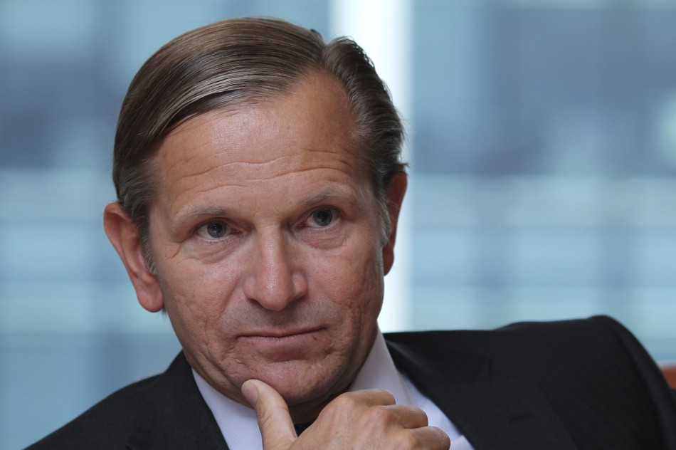 Marc Bolland, CEO at M&S (Photo: Reuters)