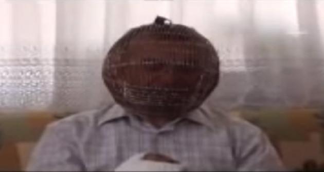 Yucel head cage smoking