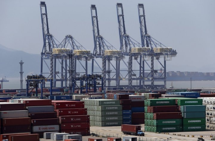 China's exports fell 3.1 percent in June from a year ago
