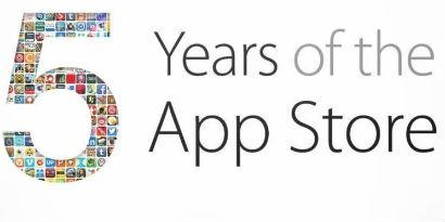App Store @ 5