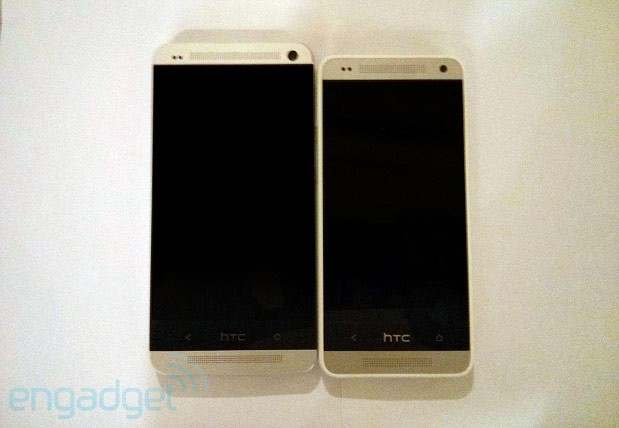 HTC One Mini Features Revealed in GFX Benchmark Logs