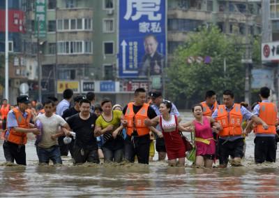 Chengdu Floods