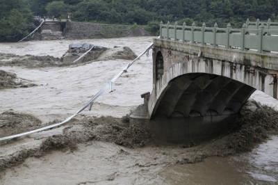 Jiangyou bridge collapse