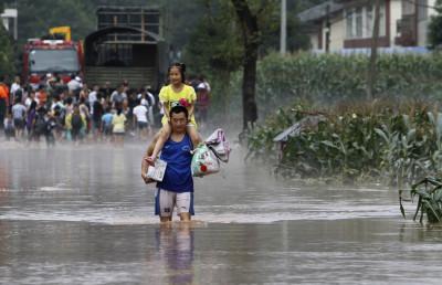 Sichuan evacuation