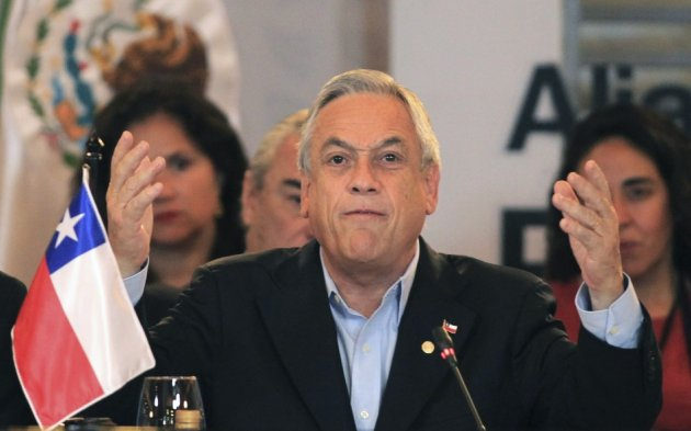 Chilean President Sebastián Pinera approves an outright ban on abortions (Reuters)
