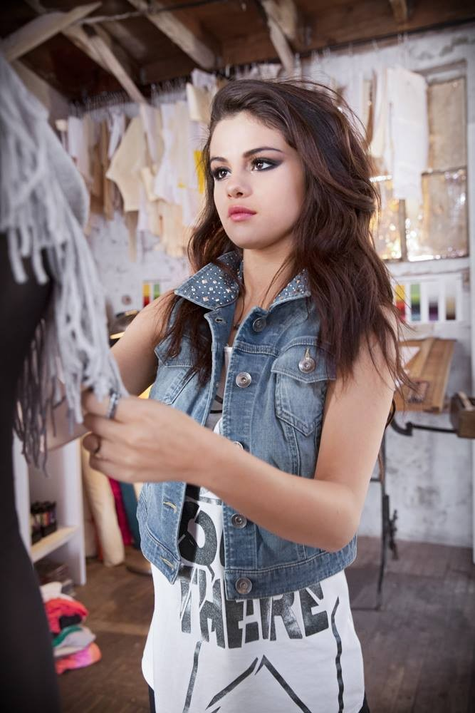 Selena Gomez Debuts Her First Collection For Adidas NEO