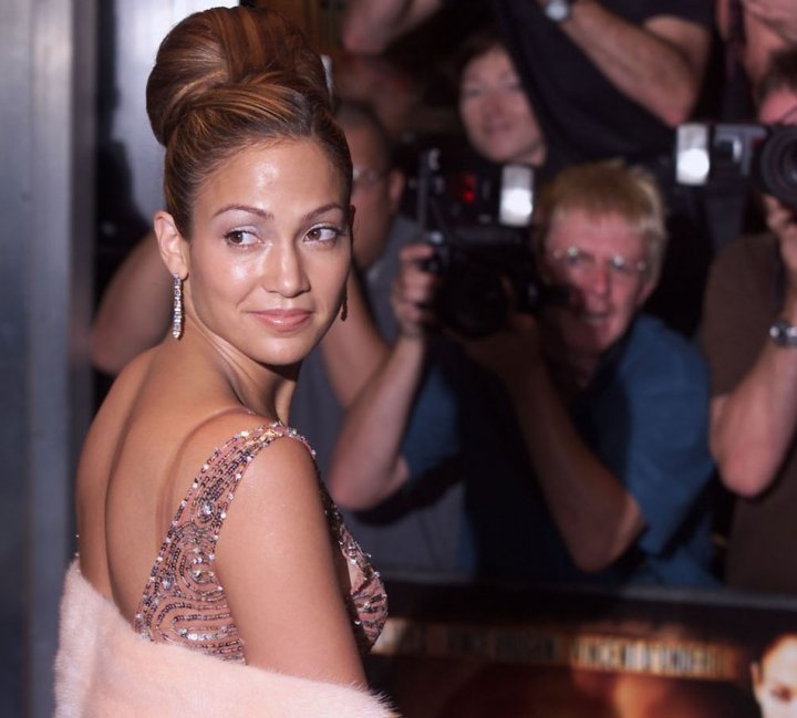 Jennifer Lopez : I was homeless while seeking fame at age 18/REUTERS