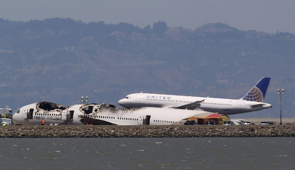 San Francisco Asiana Airlines